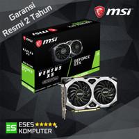 VGA MSI GeForce GTX 1660 Super Ventus XS OC - 6GB GDDR6