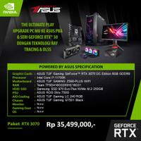 ASUS PBA PC Gaming GeForce™ RTX 3070 OC Intel Core i7 11700K