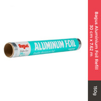 Bagus Aluminium Foil Refill - 30 cm x 7.62 m