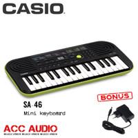 Keyboard Mini CASIO SA-46 / SA46 + adaptor