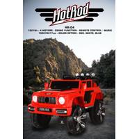 Mainan Mobil Aki Anak Jeep Hotrod HR 04