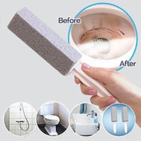 Batu Pembersih Kerak Toilet Plak Panci Panggangan Apung Gosok Keramik