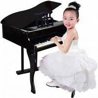 Mainan edukasi anak baby grand piano 30 keys