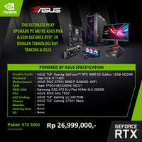 ASUS PBA PC Gaming GeForce™ RTX 3060 OC Intel Core i5 11400