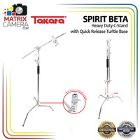 Takara Spirit Beta Heavy Duty C-Stand Light Stand Lightstand Tripod