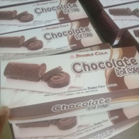 CHOCOLATE ROLL CAKE/LAPIS GULUNG BESAR 1PCS