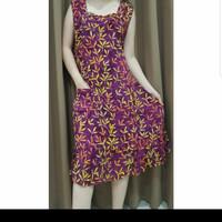 Baju Tidur Batik Daster Tanpa Lengan Size XL