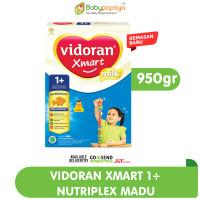 VIDORAN Xmart 1+ Nutriplex Madu 1000gr