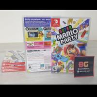 Nintendo Switch Super Mario Party (US / Asia / English)