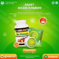 Obat Wasir Ambeyen Herbal Denature Untuk Pria Dan Wanita