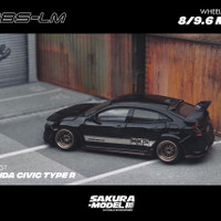 Ban Karet diecast Sakura Model BBS LM full Resin