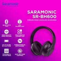 Headphones Saramonic SR-BH600 Wireless Active Noise-Cancelling
