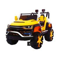 Mainan Mobil Aki Anak Jeep Hotrod HR 06