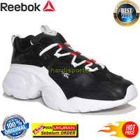 Sepatu Basket Pria Reebok Electro 3D Lt Eg6226 - Black Original - 40