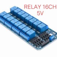 relay 16 channel 5v arduino uno nano mega arm avr dll