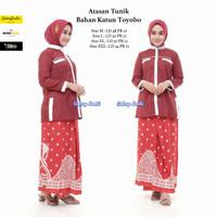 Setelan Santri Putri / Baju santri / Baju Pondok / Seragam Pondok