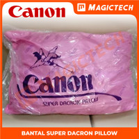 BANTAL KEPALA CANON SUPER DACRON PILLOW