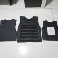 ANTI PELURU Soft Body Armor KEVLAR ARAMIDE DUPONT Level III - 32 Sheet