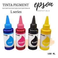 Tinta Pigment Epson WF C5290 C5790 5290 5790 1 paket 4 warna