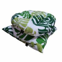 bantal duduk lantai / lesehan - seat cushion FLORA 1 set 2 pcs