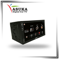 Headunit Double Din Asuka PTA-100 7 Inch Plus TV Tuner Digital Receive