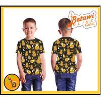T-shirt ondel-ondel / Kaos motif Ondel Ondel / Kaos anak gambar ondel