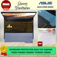 Keyboard Protector Cover ASUS TUF GAMING/ ROG GL 15.6 / Pelindung keyb
