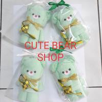 Souvenir Lebaran Idul Fitri Ramadhan Boneka Handuk Beruang Ketupat