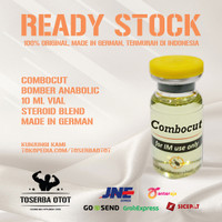 Combocut Bomber anabolic, Blend Testosterone Stanozolol untuk cutting
