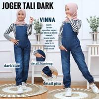 Setelah Inner Dan Overall jeans // Baju Overal Anak 10-12Th