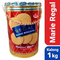 Marie Regal Kaleng Special 1kg - Biskuit Indonesia BPOM RI