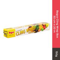 Bagus Cling Wrap Box - 30 cm x 20 m