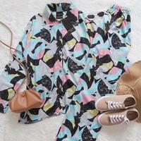One Set Rayon Pajamas Daily Piyama Termurah /Asix Store