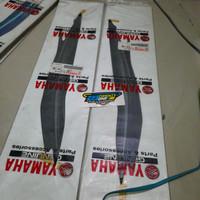 graphic 3 dan 4 stiker striping mio lama sporty 2007 hitam 5tl