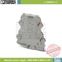 Repeater power supply - MINI MCR-2-RPSS-I-I-PT - 2902015
