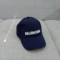 Topi Balenciaga Navy