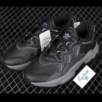 Sepatu Adidas Ozweego Black G-Dark Guarantee Import + Quality Control - Hitam, 40