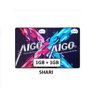Voucher Axis Aigo 1 GB 5hari 24jam