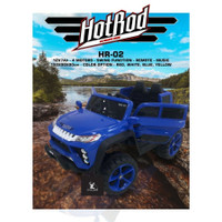 Mainan Mobil Aki Anak Jeep Hotrod HR 02