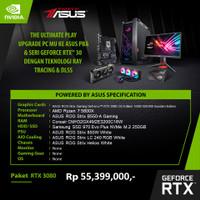 ASUS PBA PC Gaming GeForce™ RTX 3080 OC AMD Ryzen 7 5800X