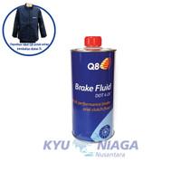 Q8 Brake Fluid DOT 4 LV (1 Liter)