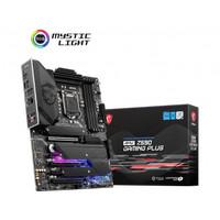 Motherboard Intel MSI MPG Z590 GAMING PLUS (1200, Z590, DDR4)