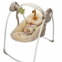 BabyElle Ayunan Elektrik Baby Swing