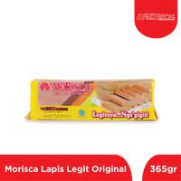 Morisca Kue Lapis Original 365gr