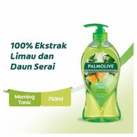 Palmolive Aroma Theraphy Morning Tonic Shower Gel/Sabun Mandi 750 ml