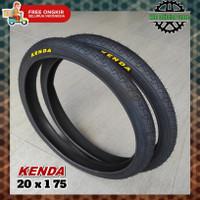 Ban Luar Sepeda 20 x 1 75 KENDA / Ban Kenda 20 x 1.75 Sepeda Lipat
