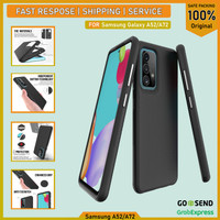 Samsung Galaxy A52 A72 Solid Protection Case -Triangle Patern Softcase