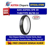 Aspira SPR 39 80/90-14 Tube Type Ban Motor Honda Vario, Beat, Scoopy,