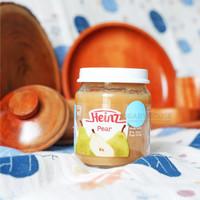Heinz Jar Pear 110 gr