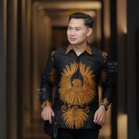 Batik Pria Premium 036